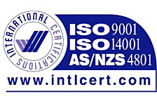 ISO9001 accreditation